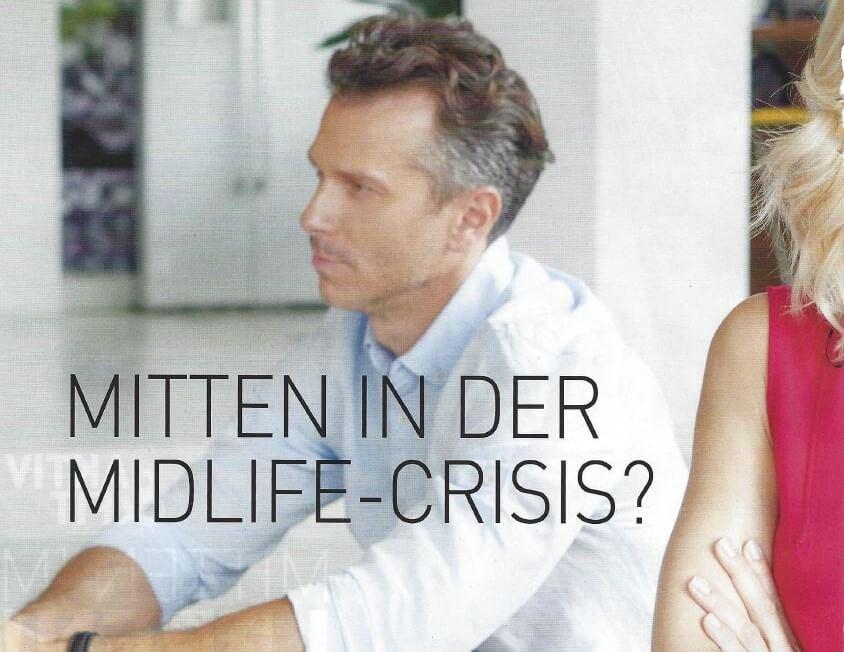 Mitten in der Midlife-Crisis