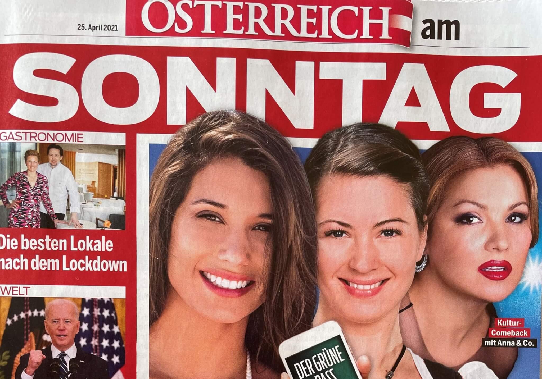 Österreich am Sonntag