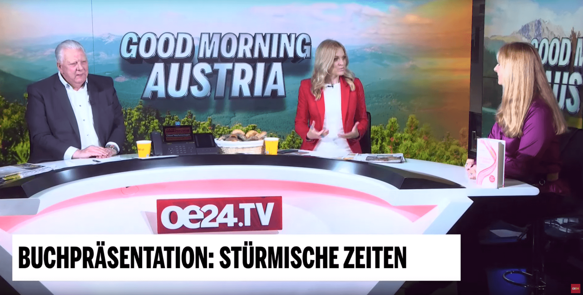 Good Morning Austria